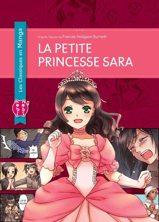 La petite princesse Sara de Frances Hodgson Burnett et Azuki Ninoburuko