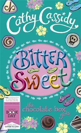 Les filles au chocolat - Tome 3.5 - Coeur Salé de Cathy Cassidy ♪ Bittersweet ♪