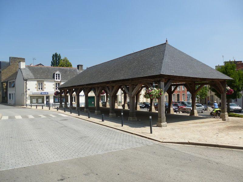 1. Bretagne St Armel, Questembert, la Vélodyssée de Malestroit à Roscoff