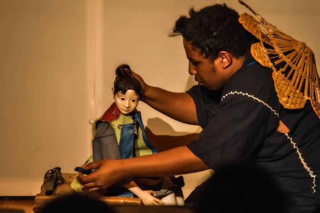 """Momotaro de la compagnie """"Entre les Actes"""" - Crédit : studio Tamaro"""