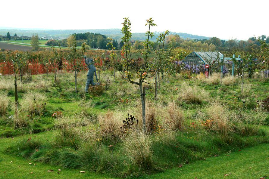 Les Jardins fruitiers de Laquenexy - Crédits Conseil Général de la Moselle