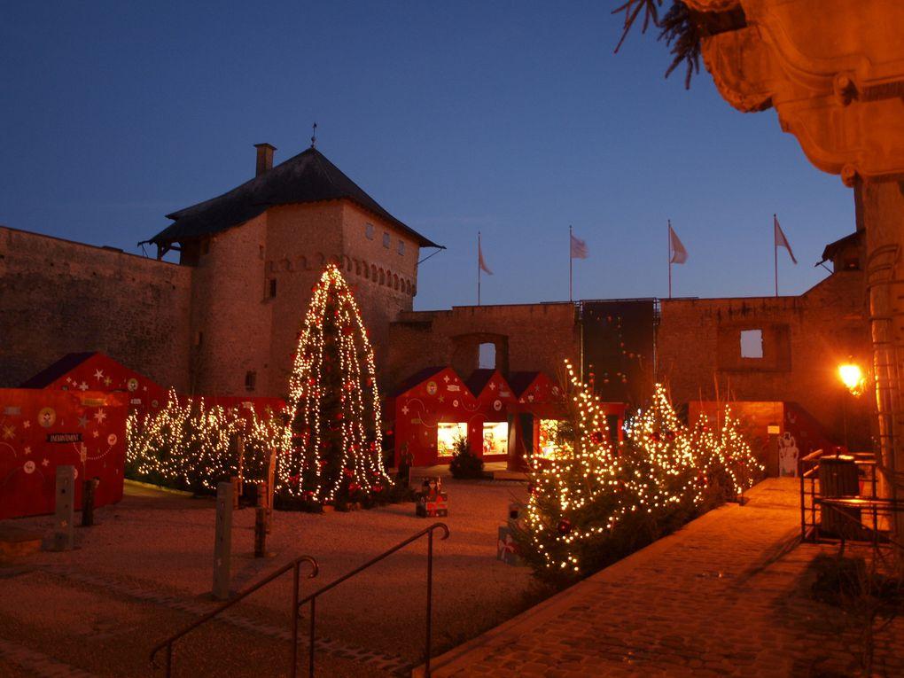 Les Noëls de Moselle au château de Malbrouck - Crédits Conseil Général de la Moselle