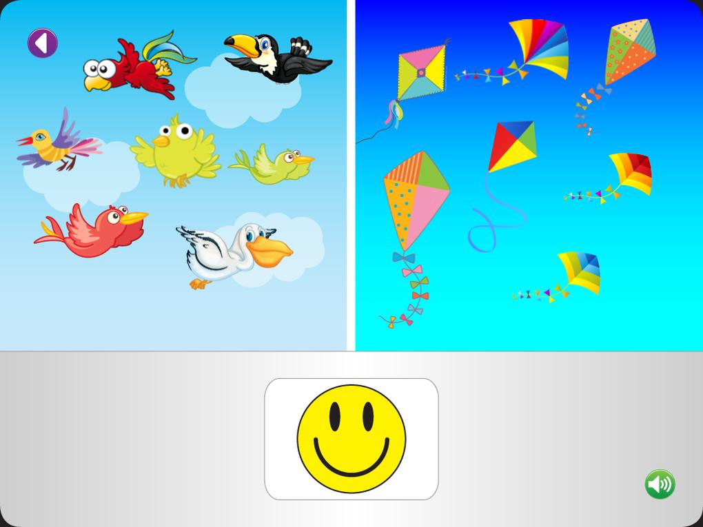 captures d'écran de l'appli