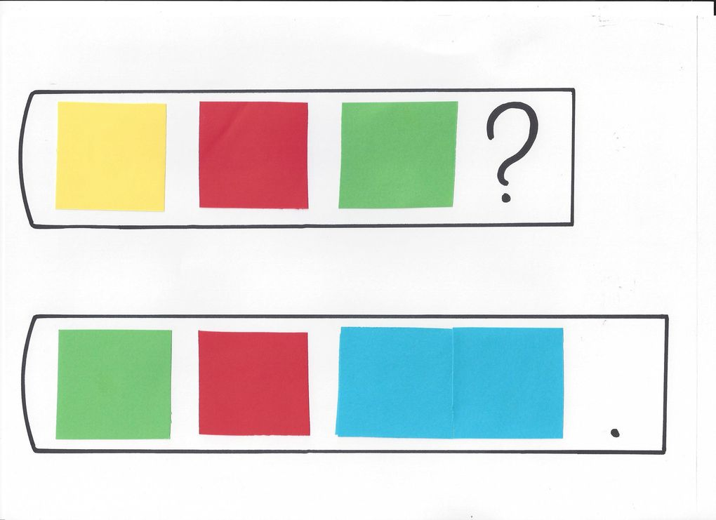 support pour répondre à des questions avec des phrases construites