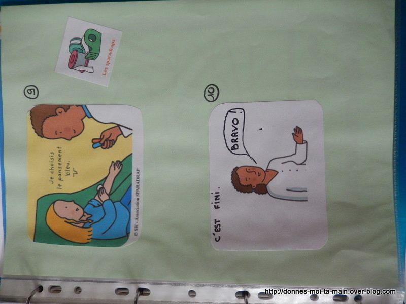 Informer et préparer son enfant aux soins médicaux