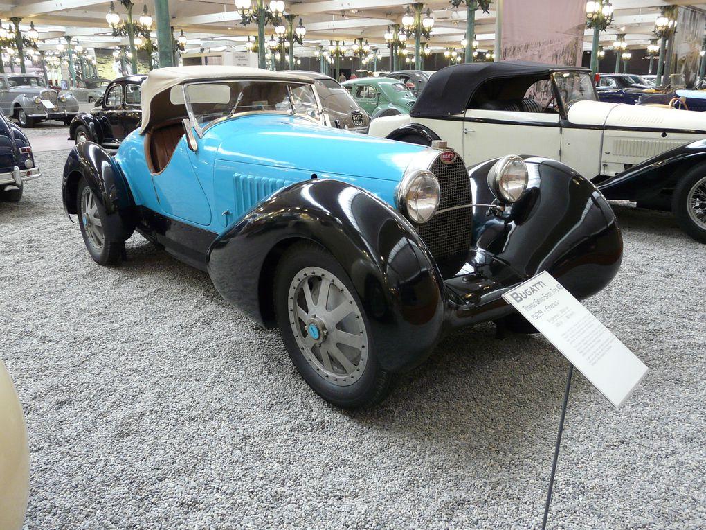 Album musée de l'automobile à Mulhouse