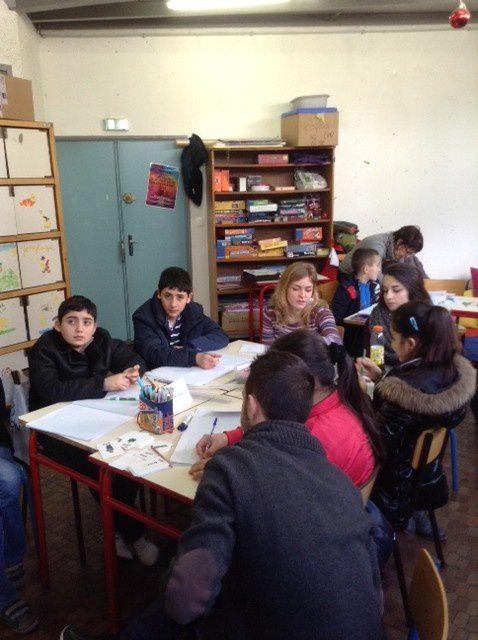 à Forum Réfugiés :