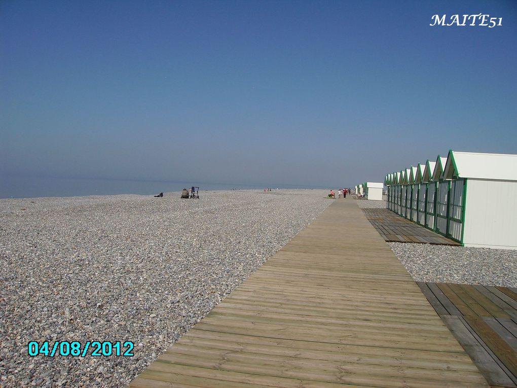 CAYEUX-sur-MER &amp&#x3B; La Baie de Somme !