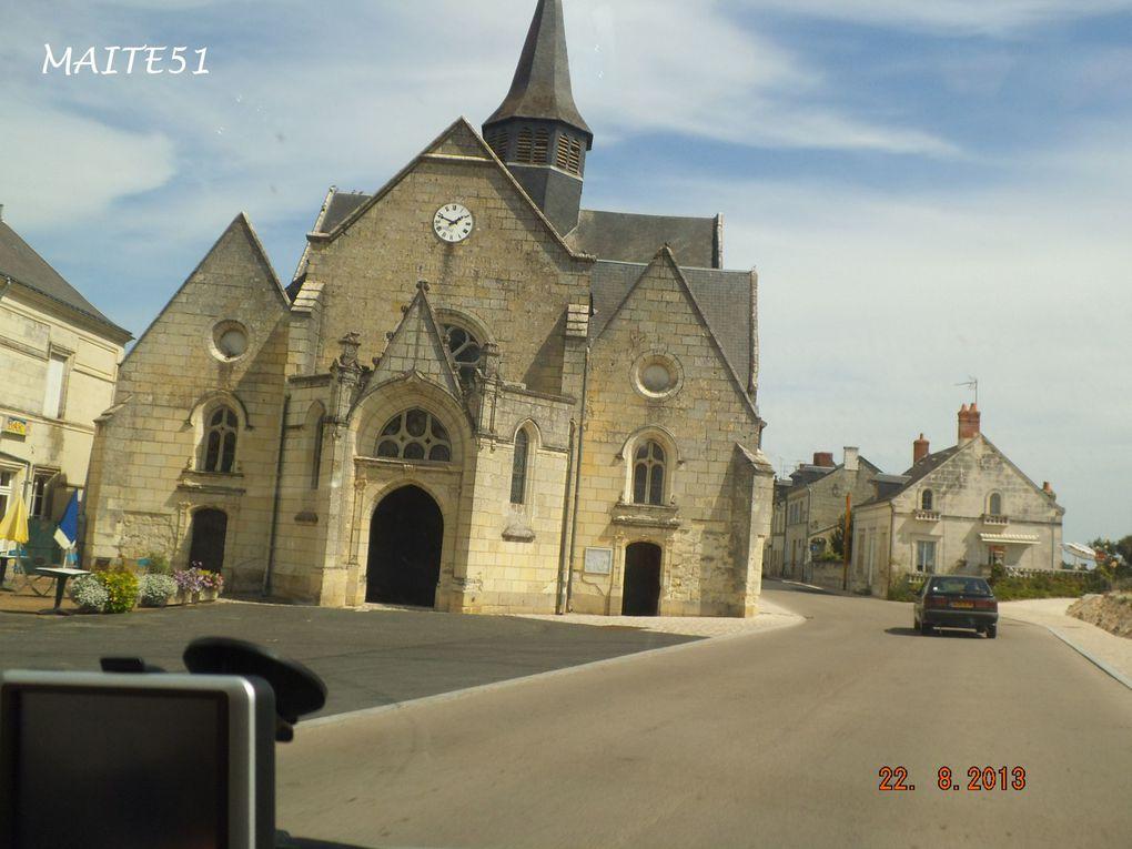 Le dernier château (en briques) est à 20 kms de chez moi, Zhom est tombé dessus par hasard en se baladant à moto !