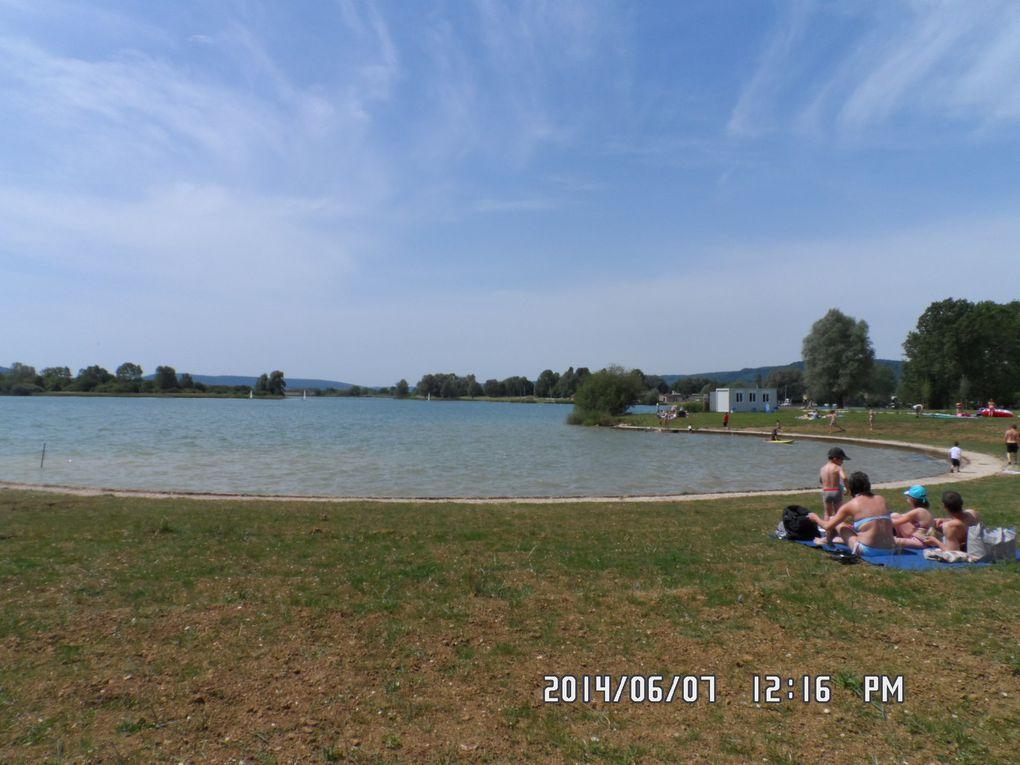 Lac de Madine !