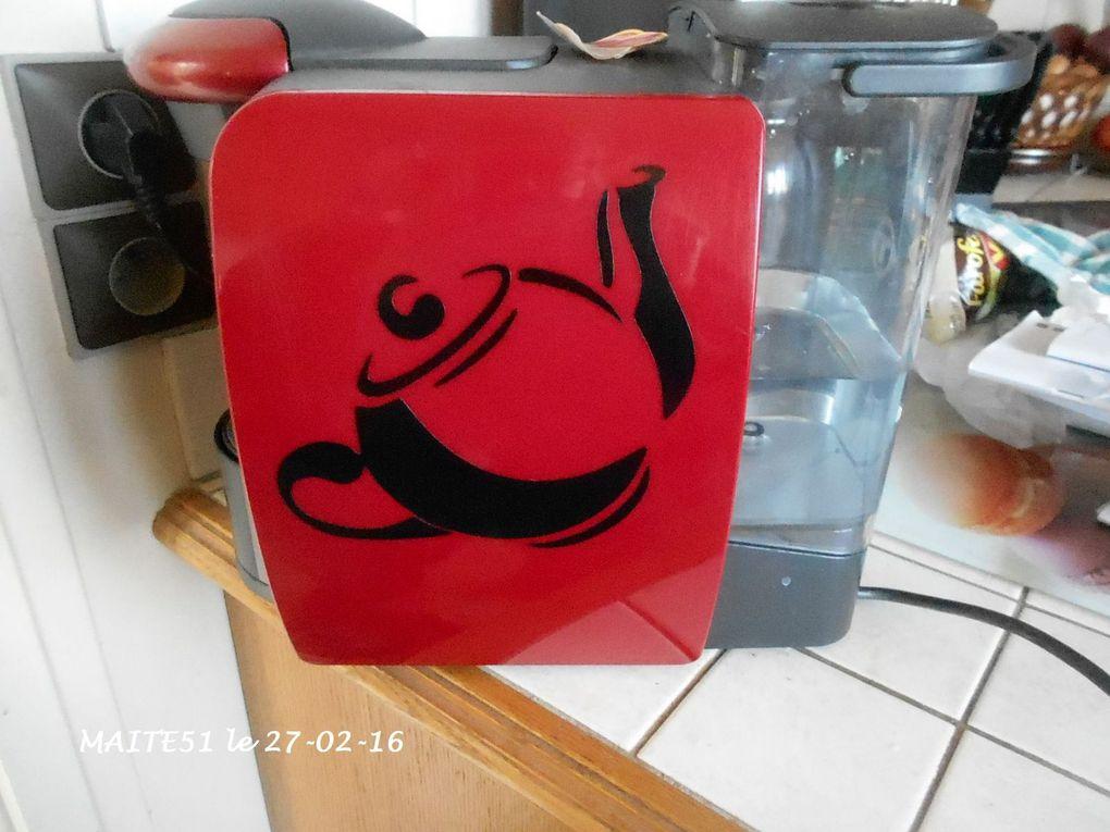 Stickers cuisine posés !