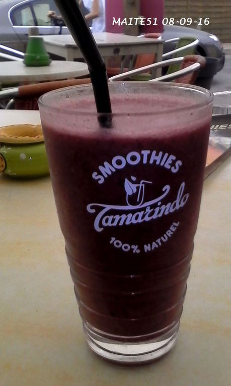 Smoothies !