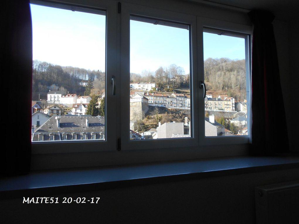 Vosges 2017 : Les Acacias et Plombières-les-Bains !
