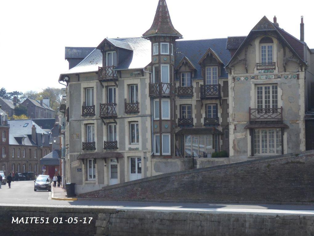 Normandie 2017 : St Valéry en Caux !