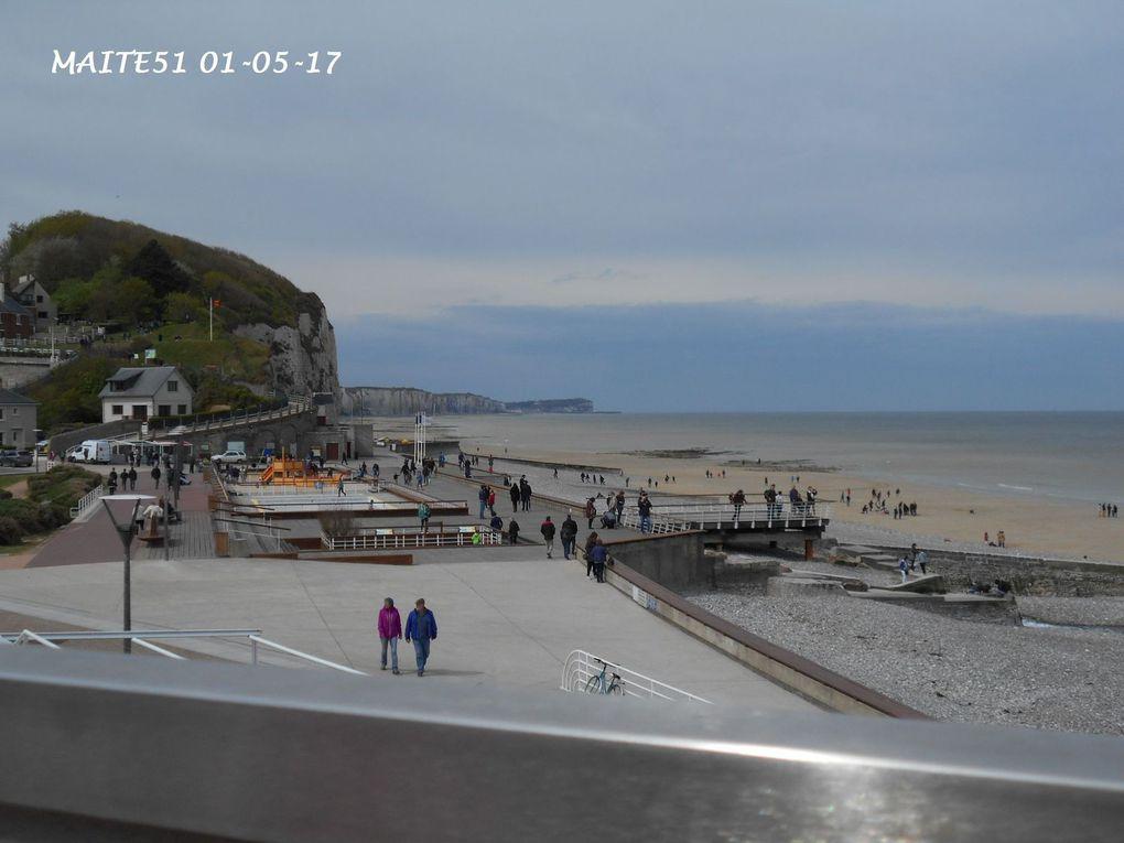 Normandie 2017 : Veules les Roses !