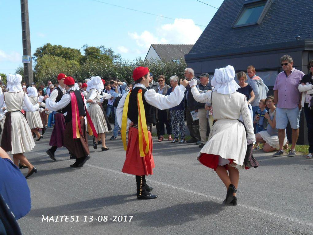 Eté 2017 : Festival Breton à Plougoulm !
