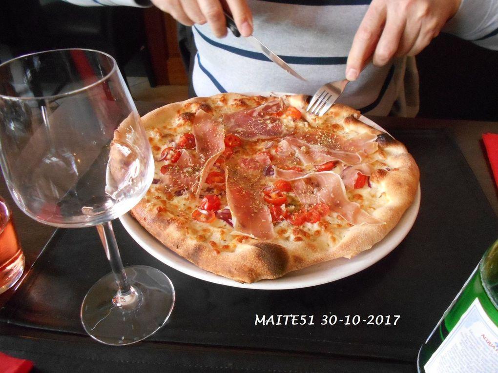 Belgique 2017 : Restos et Mélokos !