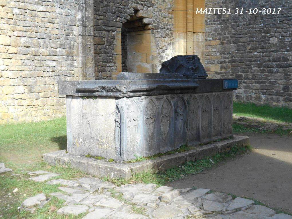Belgique 2017 : Abbaye d'Orval !