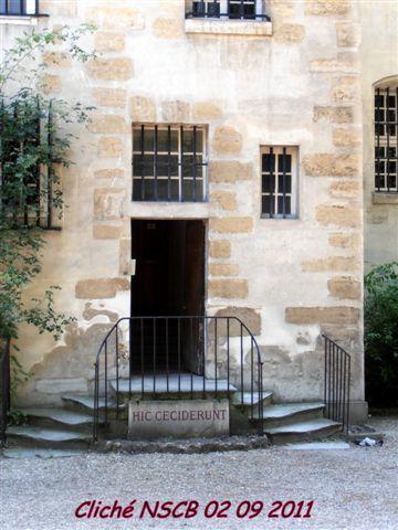 2 AU 9 SEPTEMBRE 1792 : LES MASSACRES...