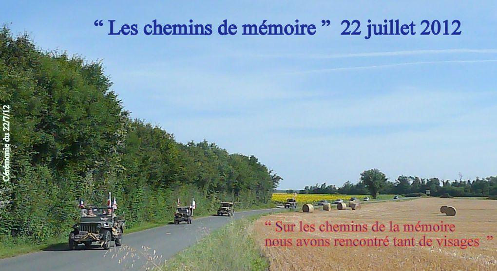 Depuis la Normandie, le matin du 6 juin 1944, ils ne s'arrêteront qu'à Berlin, le 8 mai 1945. Départ dours national ce dimanche, entre 8 h 45 et 9 h, pour une matinée non-stop d'Ecurat (R.A.F) en passant à Nieul les Saintes (US Air Force), pour terminer à St Vaize (F.A.F.L). Le sang de tant de victimes vaut bien un tel hommage, pour tous ces humains qui avaient une certaine idée de la France. Venez revivre ces temps forts qui sentaient si bon la...... Liberté au bout de ces chemins.