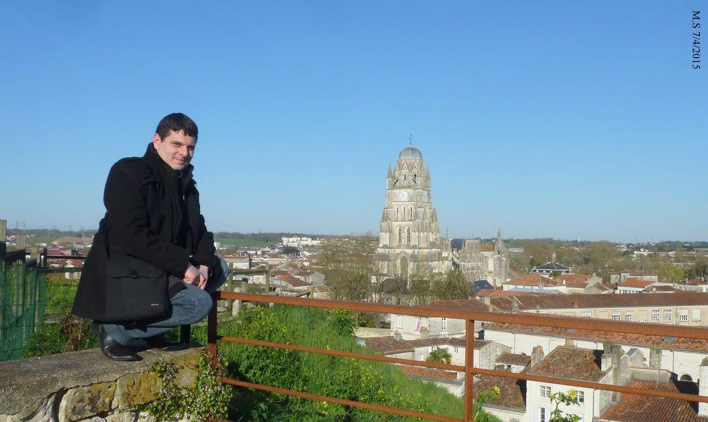 4 - Saintes cheminote peaufine son image - Le photographe arrosé et le P.A.A: Avec Wolfgang