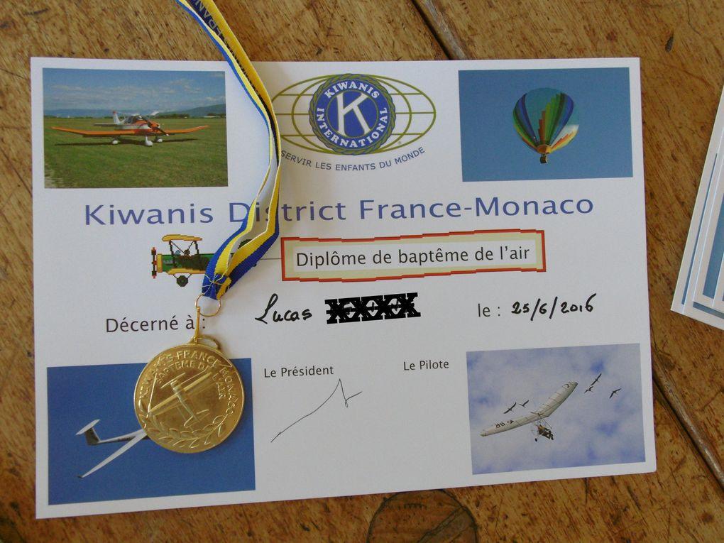 Merci à l'association Kiwanis International, via sa section de Saintes. Cette invitation à ce petit reportage ne fut que du bonheur. Bien sûr on pense aux bénéficiaires.