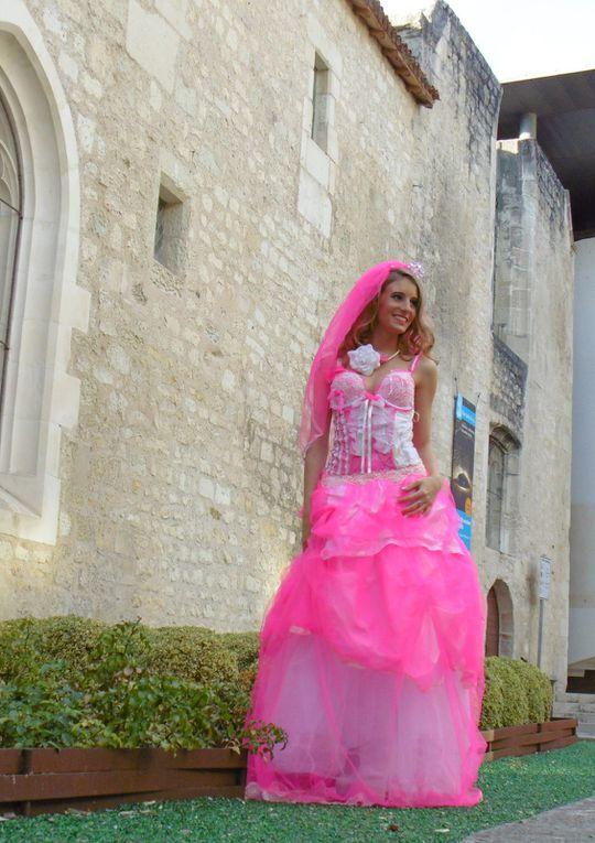 Merci au modèle Gwendoline Wary Eliot et bienvenue à la même personne mais cette fois titrée.. Mademoiselle Poitou-Charentes 2016.
