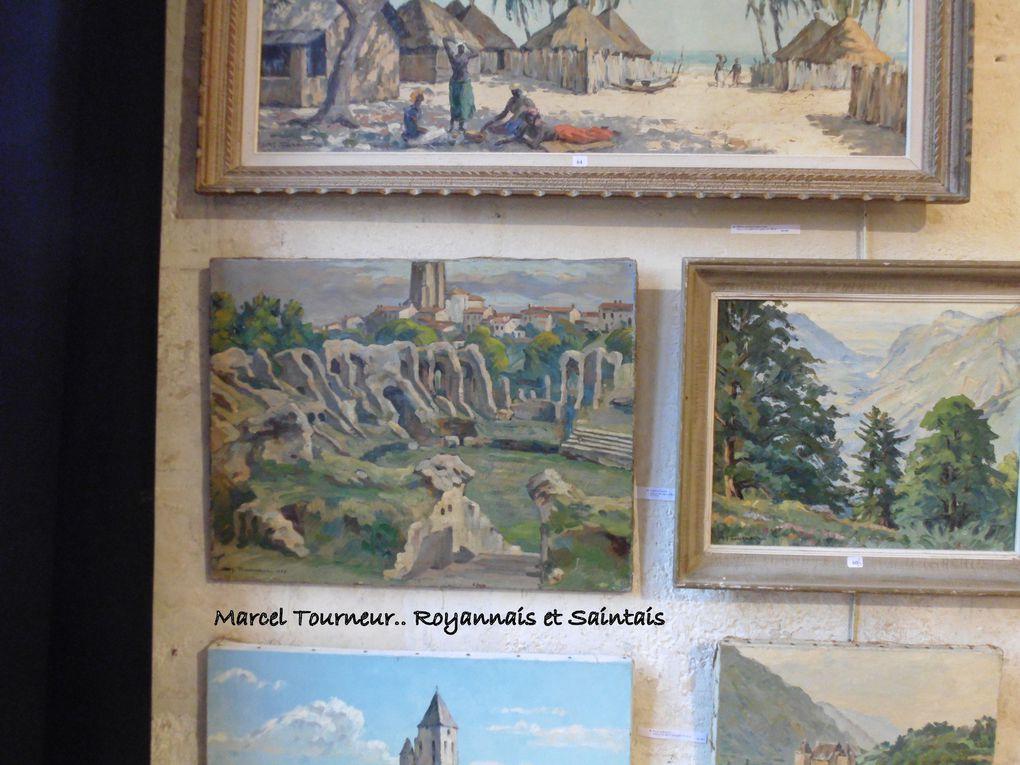 Culture-Histoire a très bien connu l'artiste peintre Marcel Tourneur qui a terminé sa vie en maison de retraite, il était devenu aveugle et M.S l'a accompagné jusqu'au bout.