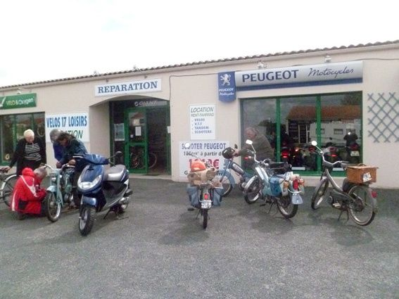 Blueraid 2013 sale temps pour les mouches r union for Garage peugeot franqueville saint pierre