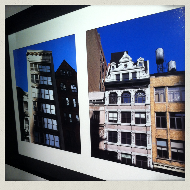 &quot&#x3B; NYC : buildings and little stories &quot&#x3B;, l'expo