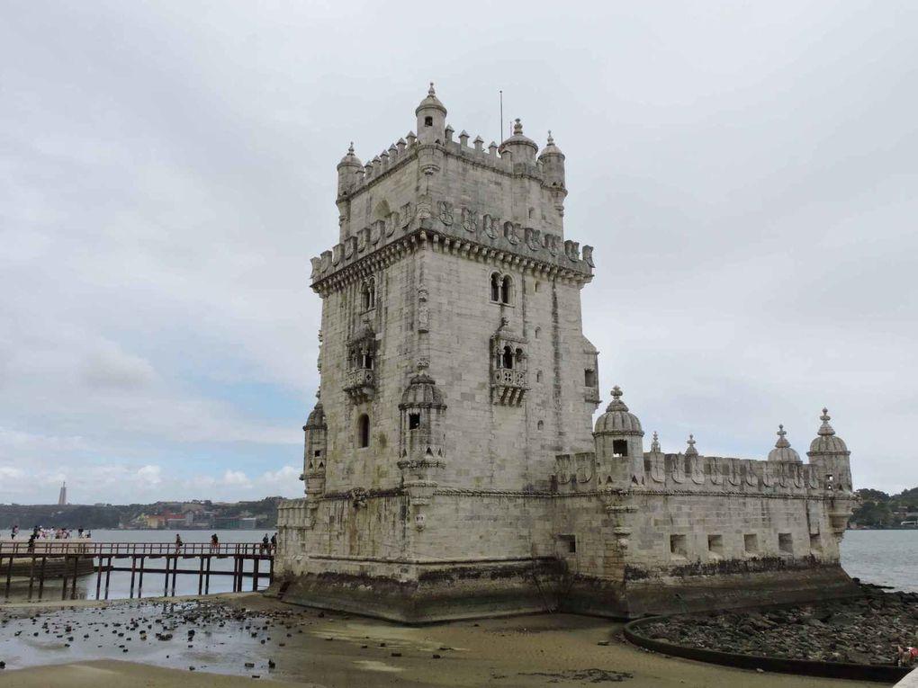 Torre de Belém et Monumento dos Descobrimentos, des symboles ! (Crédits : Les Quotidiennes de Val)