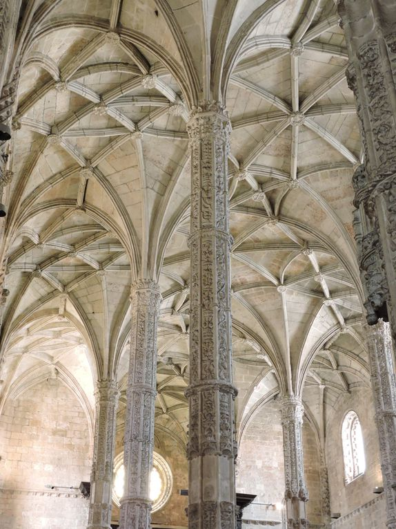 L'église du Mosteiro dos Jeronimos ( Crédits : Les Quotidiennes de Val)