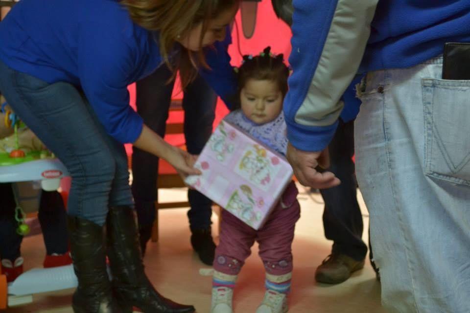 &quot&#x3B;Día del niño en Cantarrana&quot&#x3B; - &quot&#x3B;Journée de l'enfant à Cantarrana&quot&#x3B; - Fondation Cepas à Coronel au Chili.