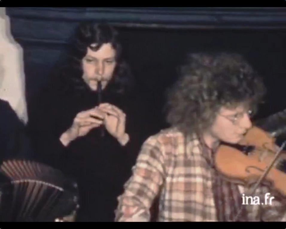 Bar-le-Duc : &quot&#x3B;La Potée&quot&#x3B;, le folk-club en 1976
