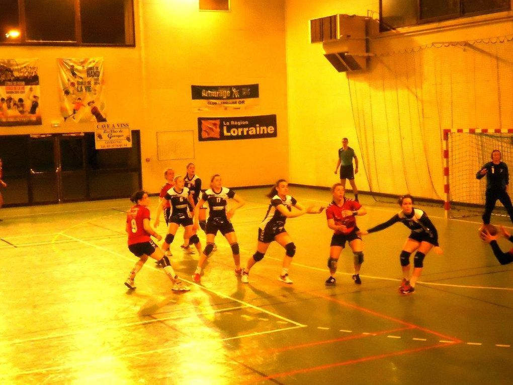 ASPTT Handball séniores / Chevigny Saint Sauveur