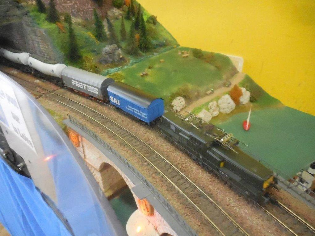 Le circuit de chemin de fer et tout autour,...