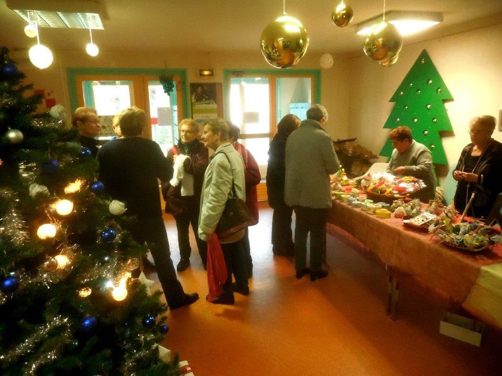 Marché de Noël aux Coquillottes 2016