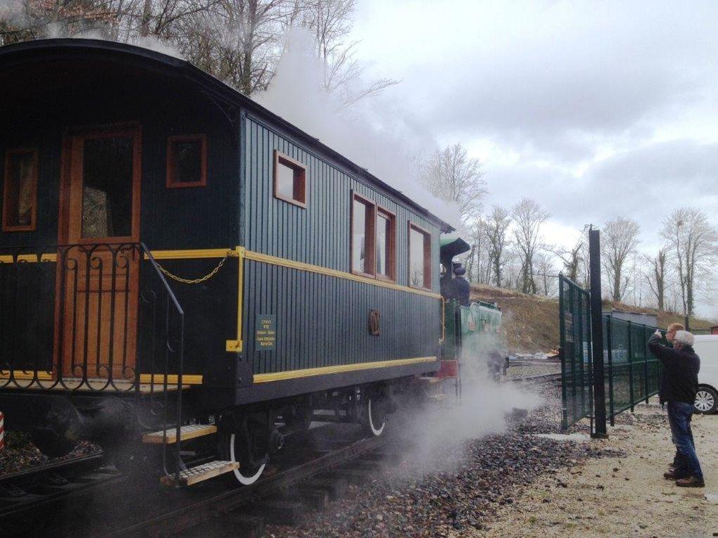 Porte ouverte de la Voie Sacrée Ferroviaire - avril 2017