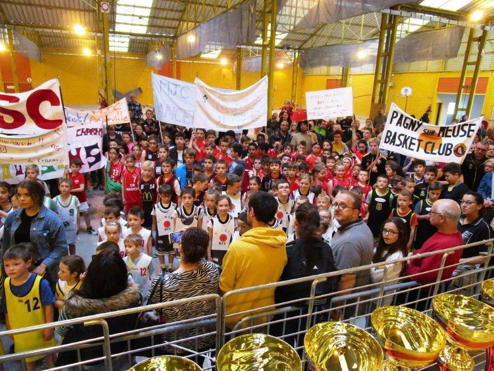Fête du mini-basket 2017