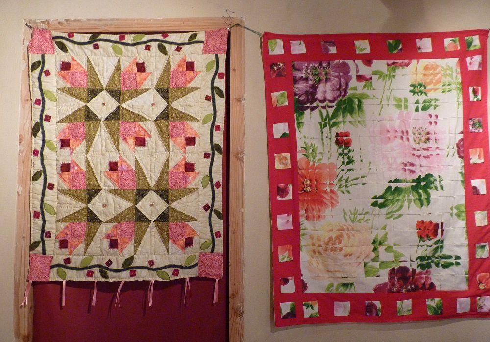 l'expo patchwork de Vabre (81)