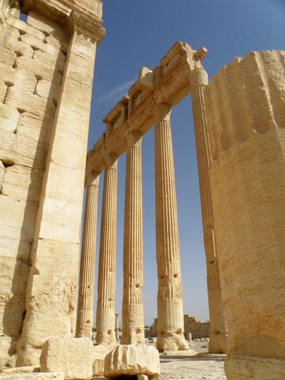 Palmyre, le Temple de Bêl