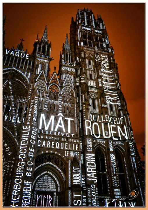 photo / cathedrale de Rouen