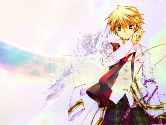 Les autres mangas que j'adore *O* rien que pour montrer: Ciel, Erza, Enma, Naruto, Oz, Alice, Maria et Meguro!