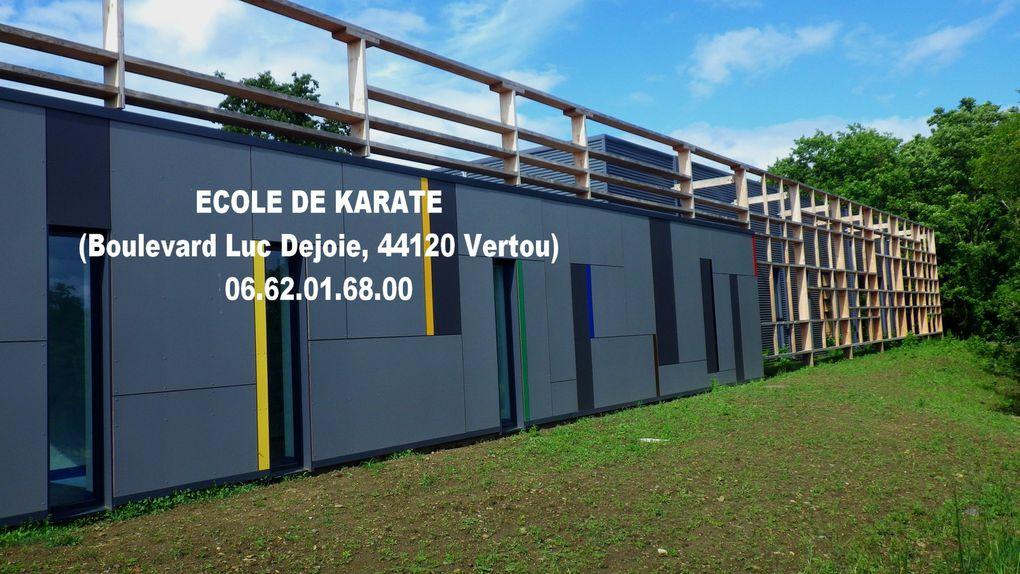 Cours de Self-défense et full tous les mercredis de 19h30 à 20h30 au DOJO de Vertou