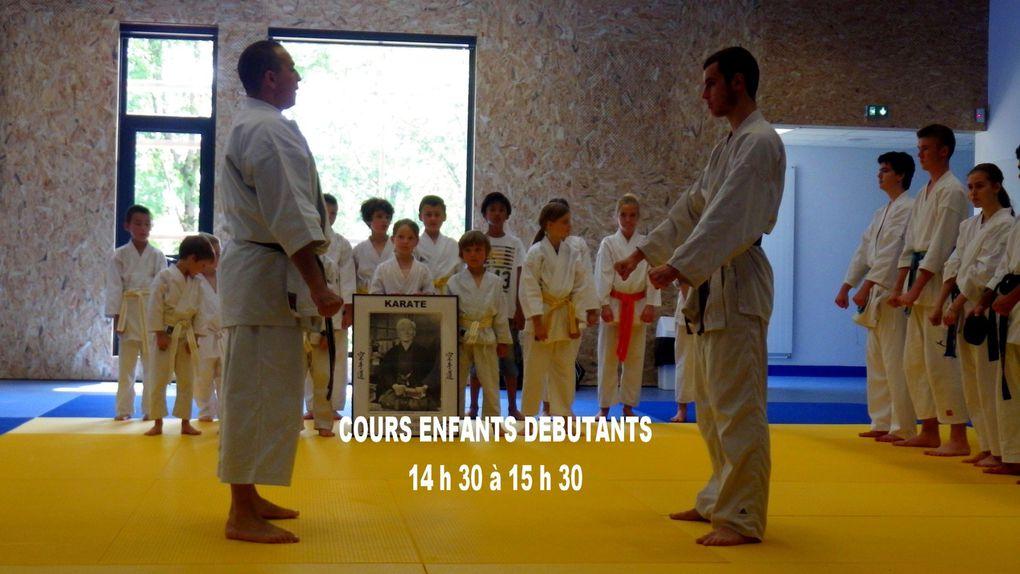 Cours débutants enfants de 14 h 30 à 15 h 30 sur Vertou