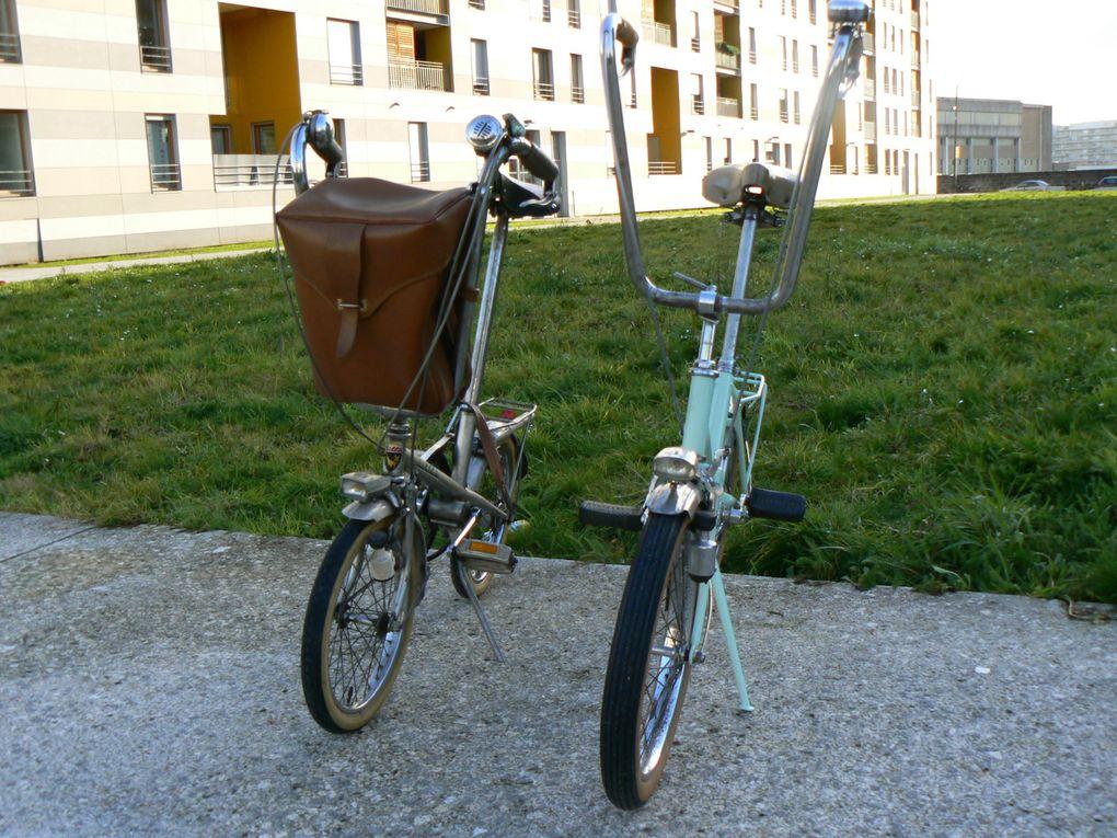 Stella et Cazenave : le match des vélos de poche