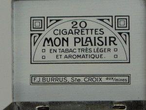 LA GRANDE HISTOIRE DE MAURICE BURRUS