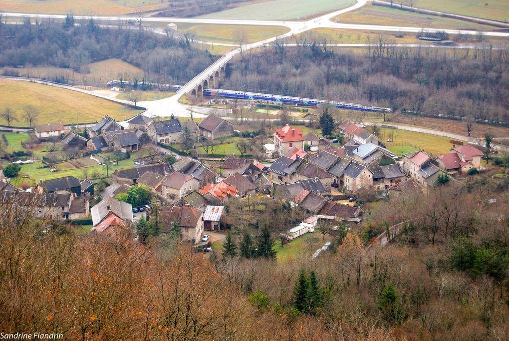 Vues de Cheignieu-la-Balme et de ses environs.
