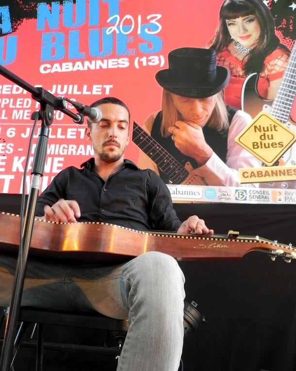 Conférence de presse de la Nuit du blues....Images
