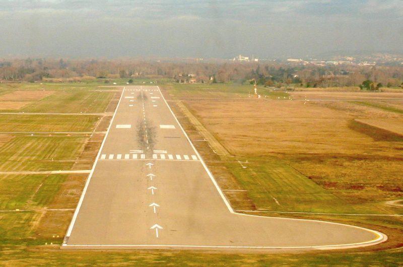 Histoire de Cabannes: En avion au dessus de Cabannes!
